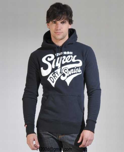 pull superdry homme pas cher